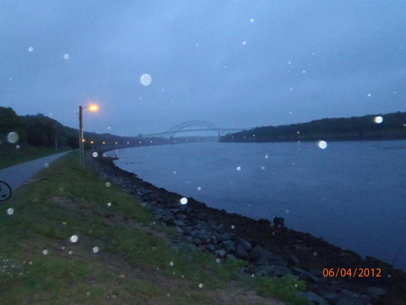 Orbs on the Cape Cod Canal